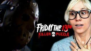 ДЖЕЙСОН ЛОМАЕТ ГОЛОВЫ! ► Friday the 13th: Killer Puzzle