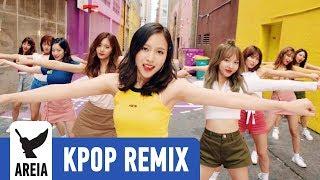 TWICE - Likey | Areia Kpop Remix #297