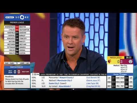 BT Sport Score part 3 16/09/17
