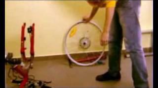 Pracovní postup JD: Oprava píchlého kola