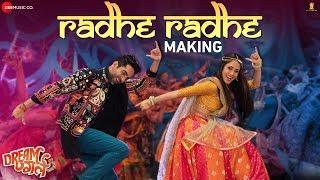 Radhe Radhe Making | Dream Girl | Ayushmann Khurrana | Nushrat Bharucha