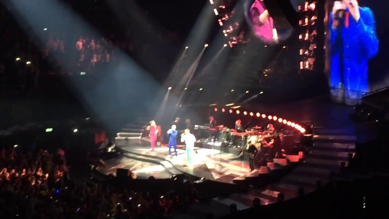 take that o2 arena view from block 111 row z youtube take that o2 arena view from block 111 row z
