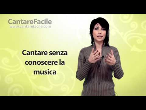 Imparare a cantare senza conoscere la musica - Lezioni di Canto #42