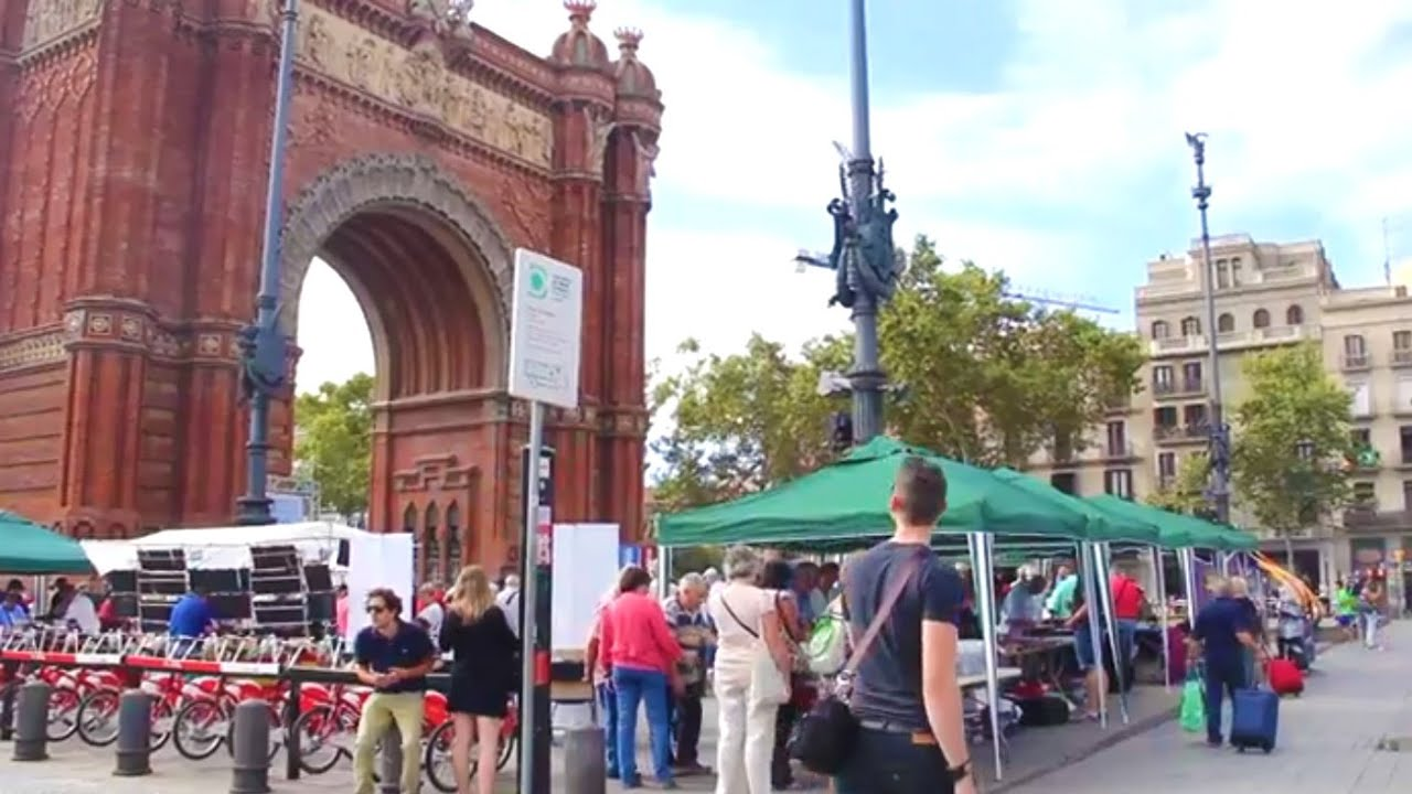 How to Easily Get Around Barcelona | Expedia Viewfinder Travel Blog