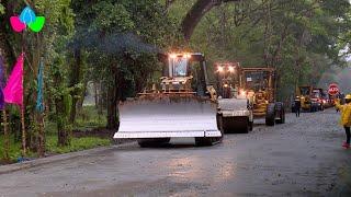 Gobierno Sandinista inicia construcción de carretera adoquinada en Cárdenas – Colón