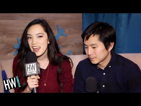 Justin Chon & Jessika Van Talk New Film 'Seoul Searching'