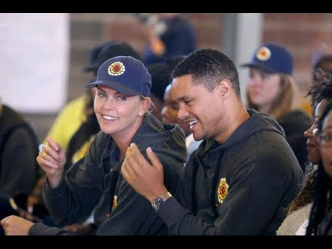 Exclusive Documentary featuring Charlize Theron and empowering South African youth