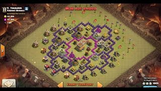 Clash of Clans Sharing | Clash of Clans TH8 Three STAR Strategy Attach | Dragons | CoC |