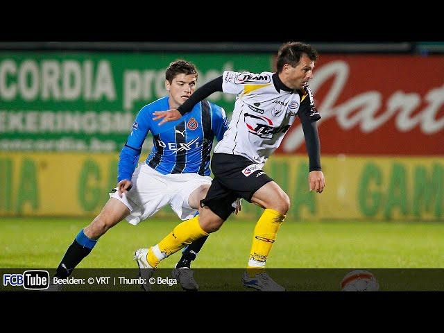 2010-2011 - Jupiler Pro League - 12. Sporting Lokeren - Club Brugge 1-0