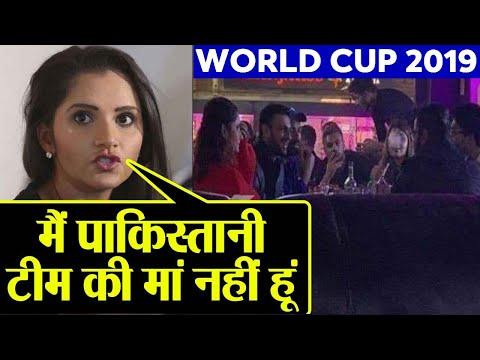 Sania Mirza responds to Veena Malik, I am Not Mother or Dietitian Of Pakistani Team   वनइंडिया हिंदी