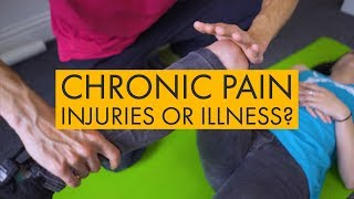 Managing Chronic Pain Injuries & Illnesses | Retrain Pain | Hertfordshire Video Production