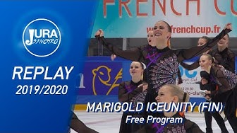 Marigold IceUnity (FIN) - Senior - Free 2019/2020