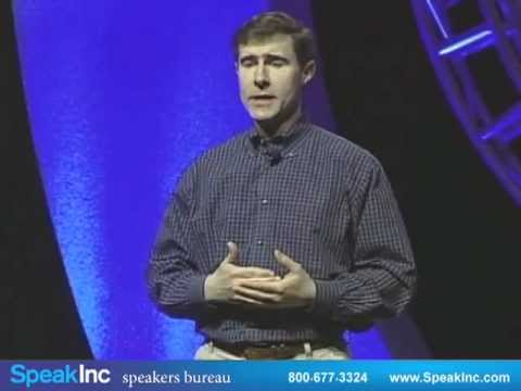 Keynote Speaker: Scott O'Grady • Presented by SPEAK Inc. • 5 ...