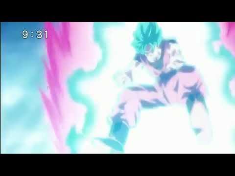 Goku Le Lanza La Genkidama A Jiren Youtube