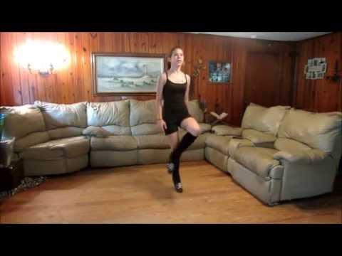 Irish Dance Light Jig Practice