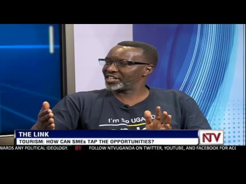 NTV THE LINK: Amos Wekesa on how SMEs can tap the opportunities  in Tourism