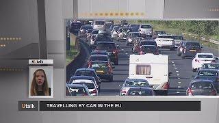 Tourisme dans l'UE : mon permis de conduire et mon assurance auto sont-ils valables ? - ...