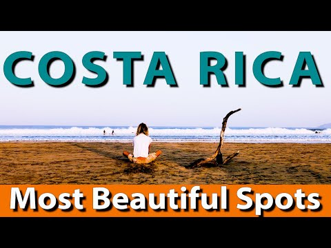 Costa Rica 3 Minute Travel Fix (Short Travel Video)