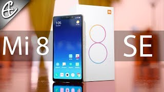Xiaomi Mi 8 SE (Under 20k | SD 710 | Notch + Amoled) - Unboxing & Hands On Overview!