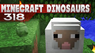 Minecraft Dinosaurs! || 318 || Compy sheepy
