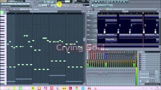 DJ Splash Melodies In FL Studio (Part 1)