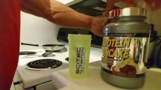 Make quick, tasty pancakes with Scitec Nutrition's Protein Pancake!