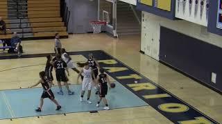 Heritage High School: Girls  JV Basketball 11-21-17