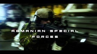 "Romanian Police Special Forces | ""Death dodges the brave ones"""
