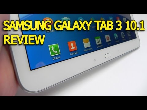 Samsung Galaxy Tab 3 10.1 Review - Tablet-News.com