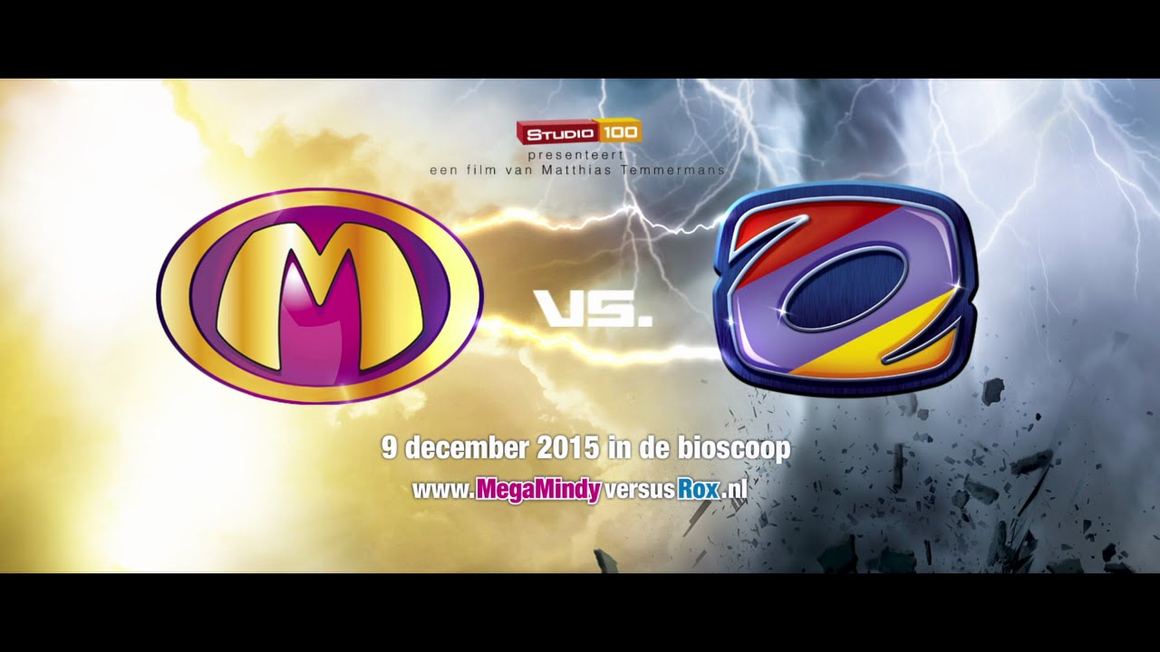 Mega Mindy vs Rox - Trailer NL