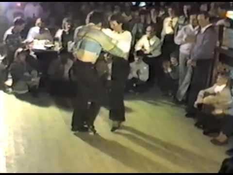 1983 - OD Pub Pro Carolina Shag Contest - Finals