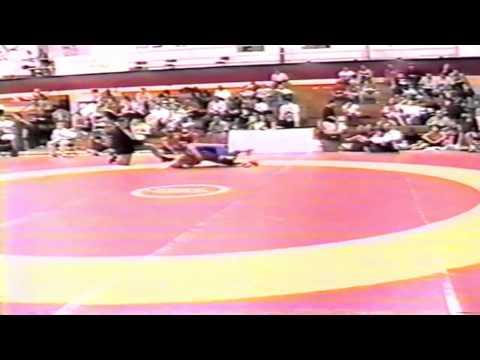 2004 Canada Cup: 51 kg Terri McNutt (CAN) vs. Sarah White (CAN)