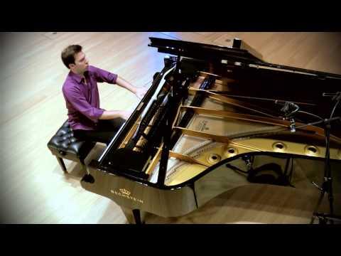 Franck: Sonata in A major 1st movement; Noé Inui & Vassilis Varvaresos