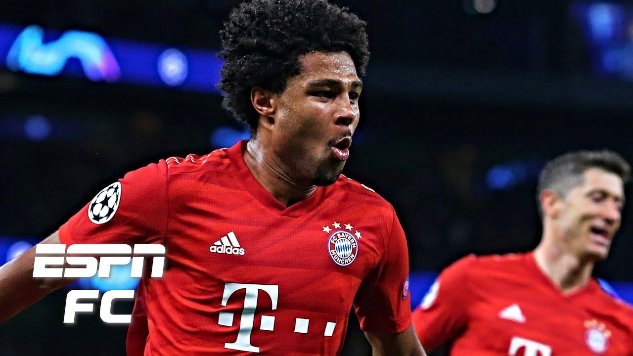 Bayern Munich Vs. Tottenham Hotspur Analysis: 5 Things We ...