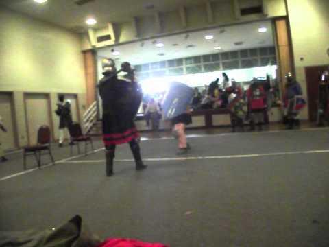 Squire Duncan vs Bear Pit 3