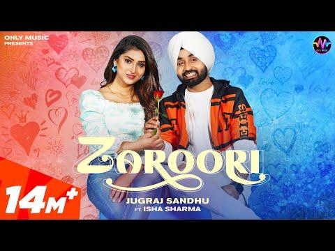 Zaroori Lyrics | Jugraj Sandhu Mp3 Song Download