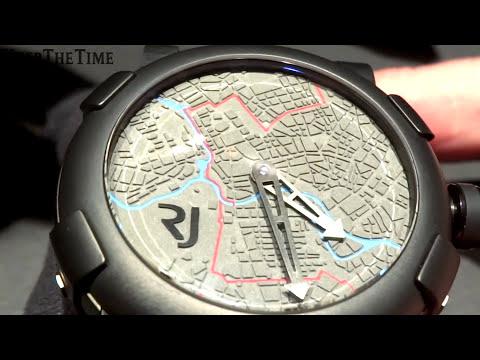 RJ-Romain Jerome Berlin-DNA Luxury Watch Review