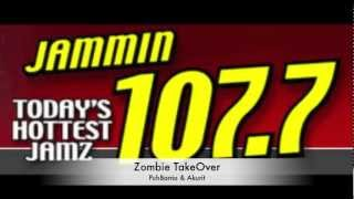 Zombie TakeOver Jammin 107.7 Fm (Connecticut)