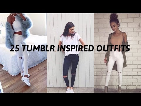 25 TUMBLR INSPIRED OUTFITS I FALL 2016