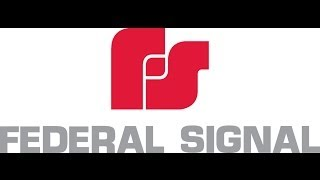 Federal Signal Unitrol Touchmaster Delta Police Siren Complete Demo/Sound Effects (HQ)