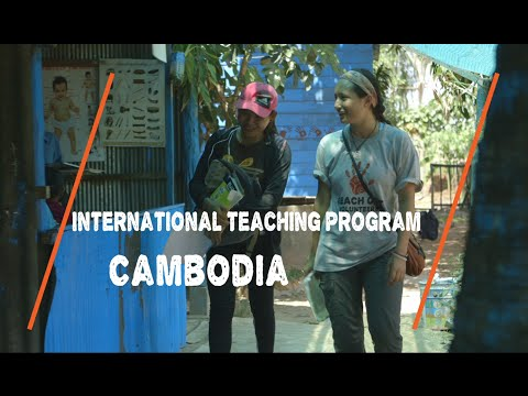 Reach Out Volunteers - International Teaching Program - Cambodia - Volunteer Abroad
