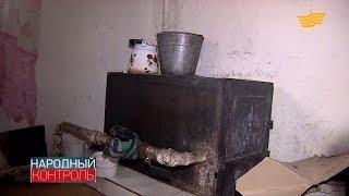 Казахстанские спасатели ежедневно проводят обходы домов