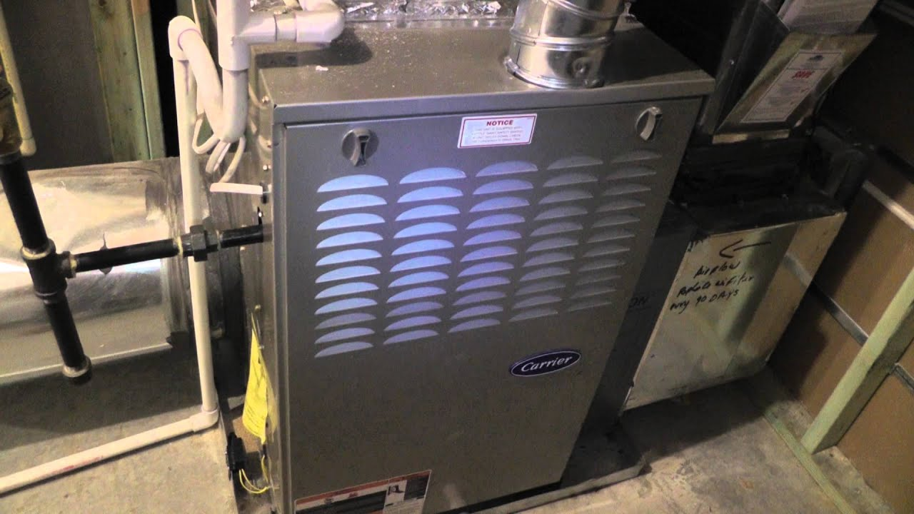 Furnace Making Noise