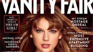 Taylor Swift Talks Harry Styles and John Mayer in New Interview!