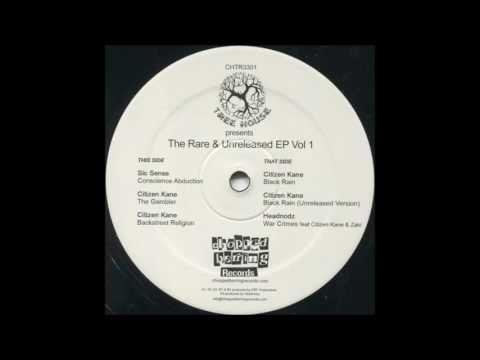 Citizen Kane - Backstreet Religion