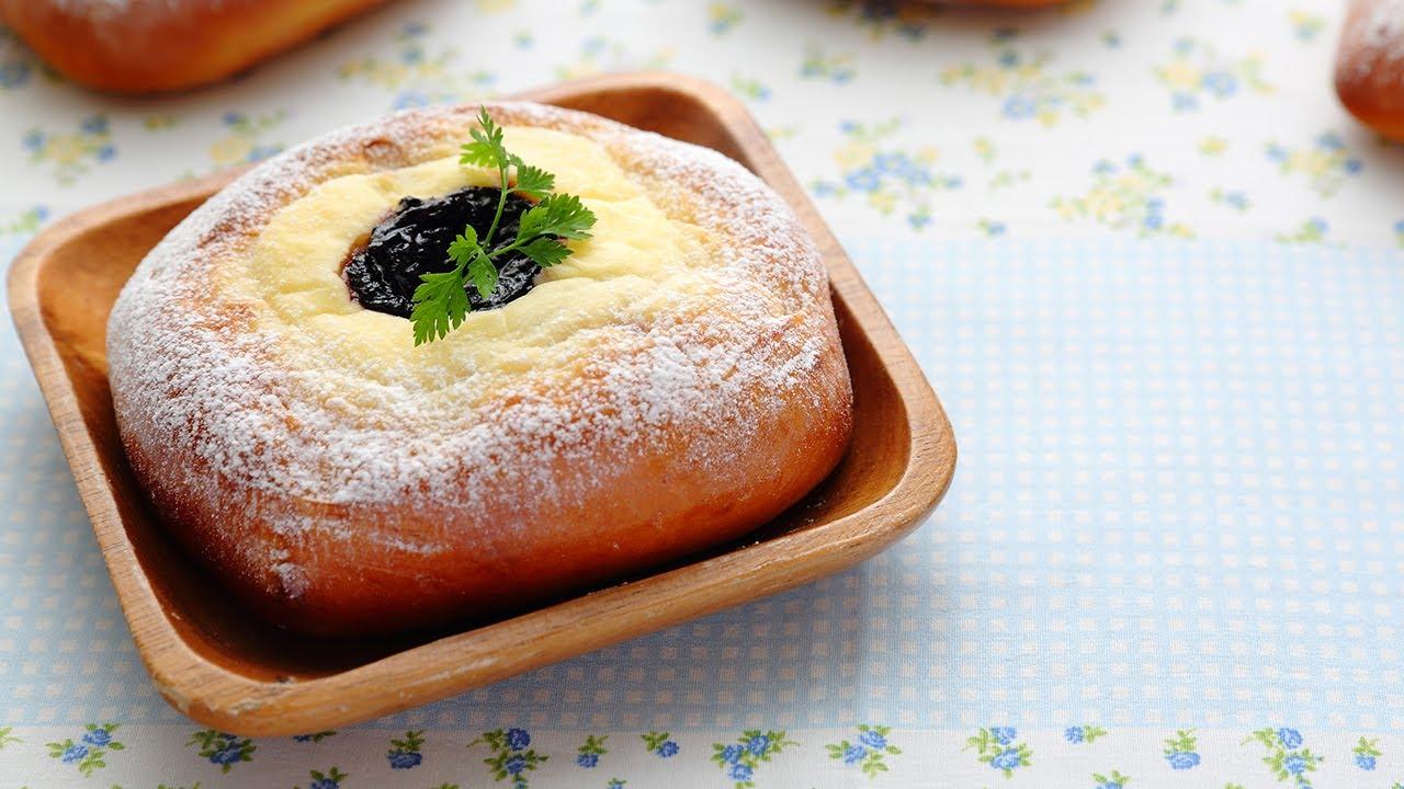 ブルーベリー パン レシピ