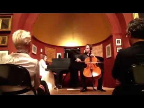 Dimitri Maslennikov / Veronika Ilinskaya - PIAZZOLLA Grand Tango