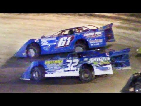 RUSH Crate Late Model Feature | Old Bradford Speedway | 9-14-18