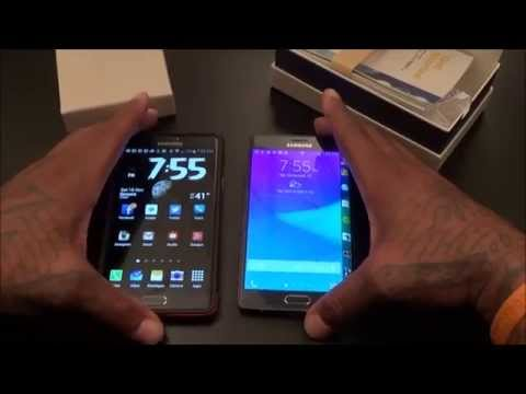 Samsung Galaxy Note Edge Unboxing and First Impressions