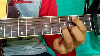 TITANIC (my heart will go on) tutorial fingerstyle mudah